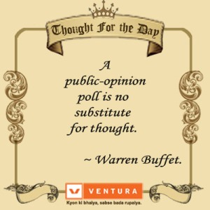 Quote on Public-Opinion Poll