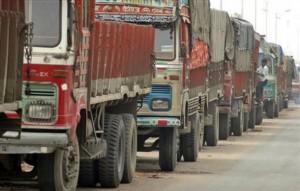 India Transport Strike