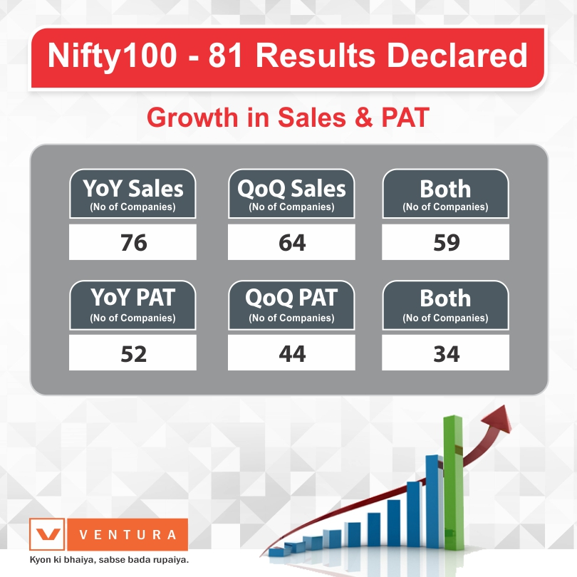 Q2FY2019 Results - NIFTY100